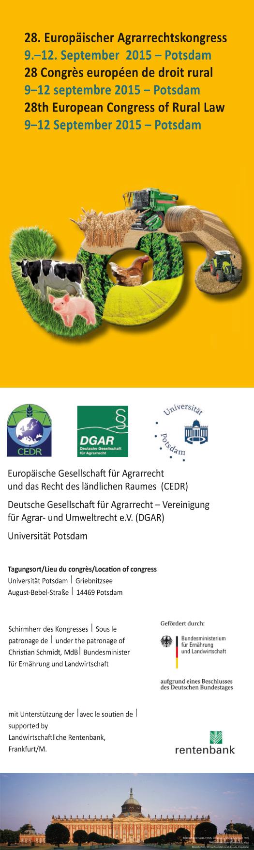 Agrarrechtskongress