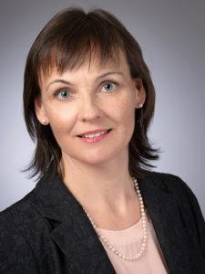DGAR Geschäftsleitung Helga Immel
